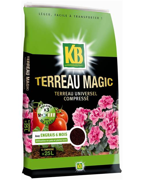 Terreau 'Magic'