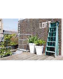 Pot Loft Urban Square High D30 anthracite