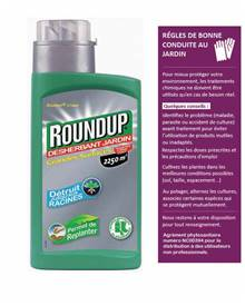 Désherbant liquide Roundup® GT Max 450ml Scotts