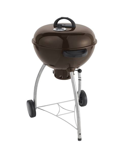 Barbecue charbon de bois foyer fermé Sunball Medium
