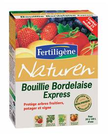 Anti-maladies bouillie bordelaise 500g Naturen - Utilisable en Agriculture Bio