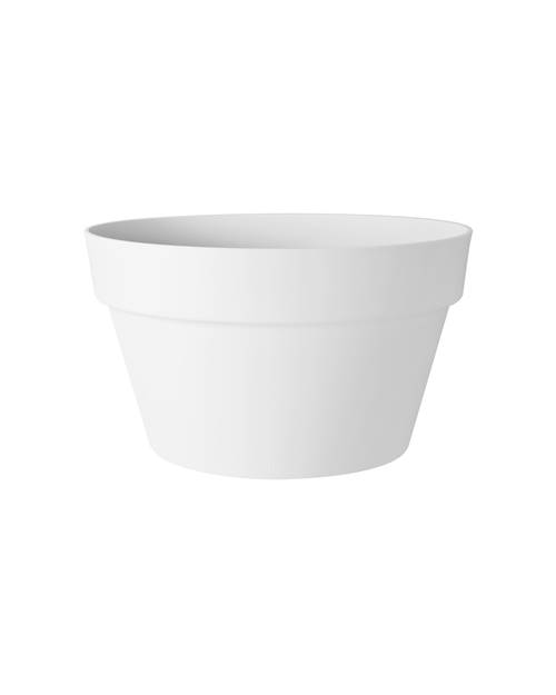 Pot Loft Urban Bowl D35 blanc