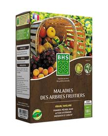 Anti-maladies des arbres fruitiers BHS - UAB