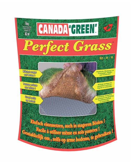 2 Sacs Gazon 'Perfect grass'